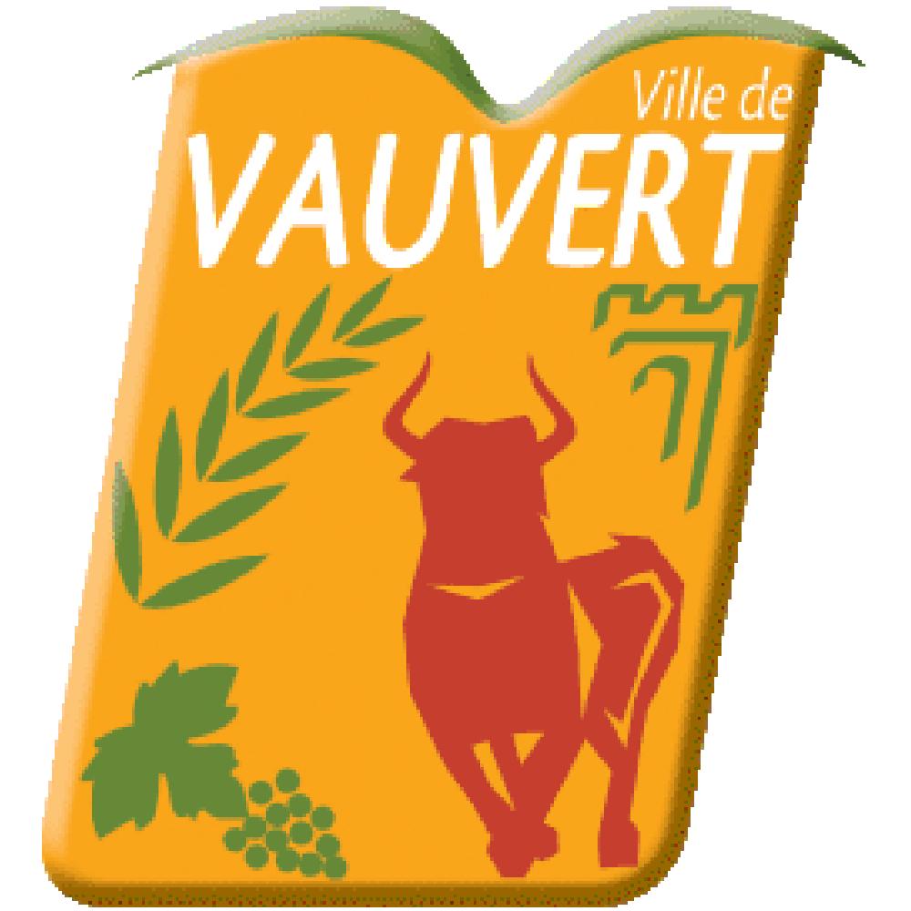 Ville de Vauvert logo