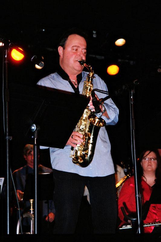 Photo Concert Big Band Petite Camargue