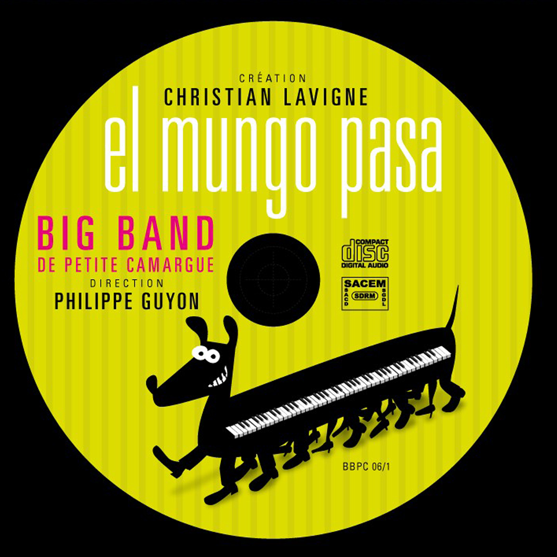 Album El Mungo pasa