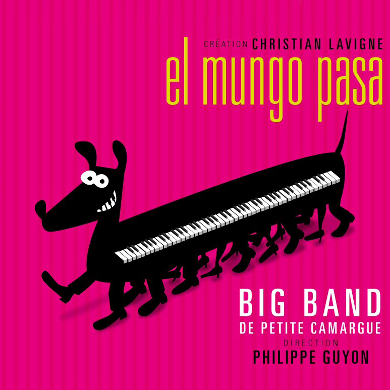 Cover El Mungo pasa